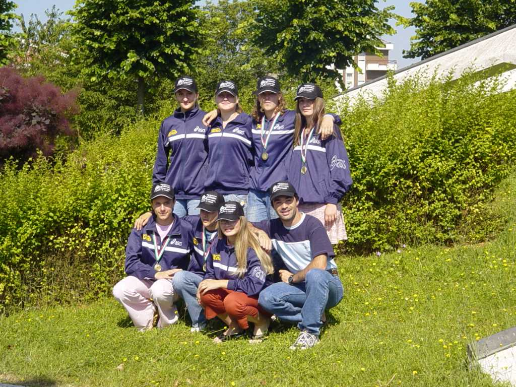 Gruppo-cadette-Fiuggi